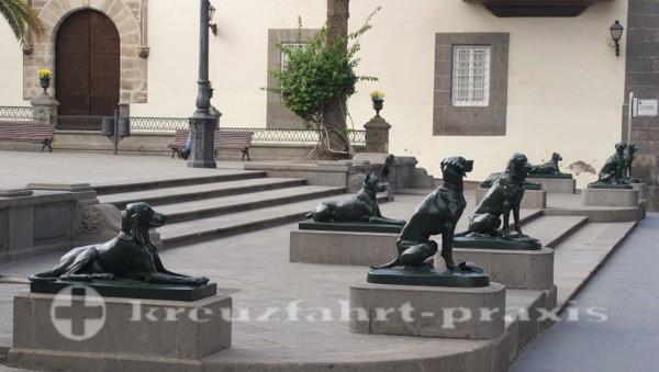 Las Palmas - Hommage an die kanarischen Hunde