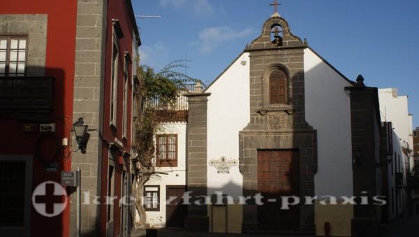 Las Palmas - Plaza de San Antonio Abad