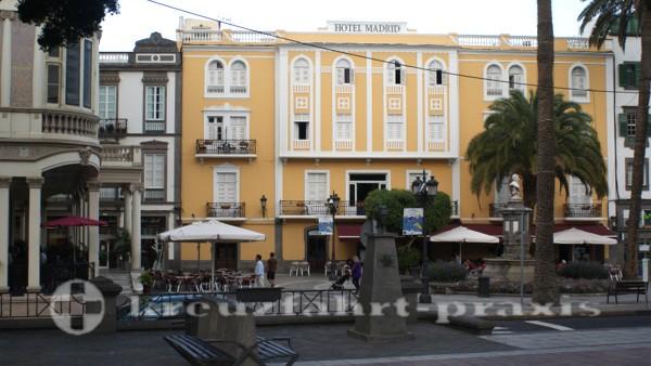 Las Palmas - Hotel Madrid