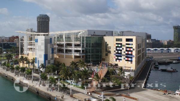 Las Palmas - Centro Comercial el Muelle