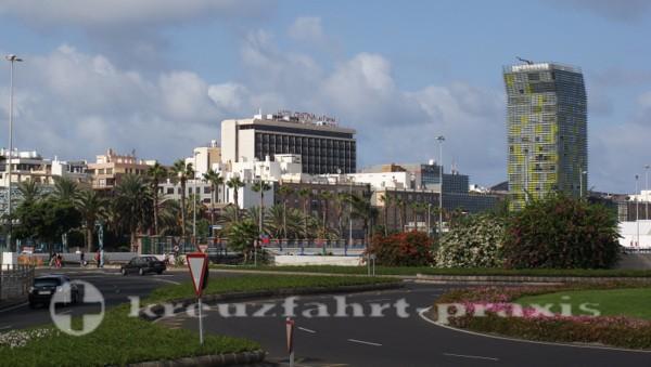 Las Palmas - Torre Woermann