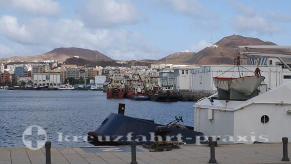 Las Palmas - Hafenbereich