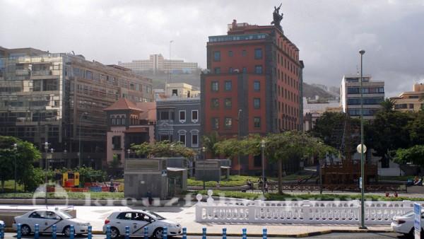 Las Palmas - Verwaltungsbauten am Parque de San Telmo