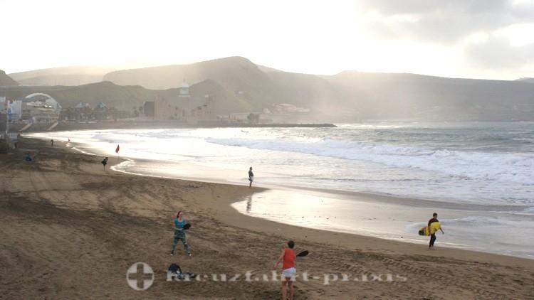 Las Palmas - Las Canteras Strand