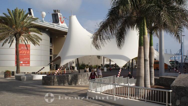 Las Palmas - Kreuzfahrt-Terminal Muelle Santa Catalinia