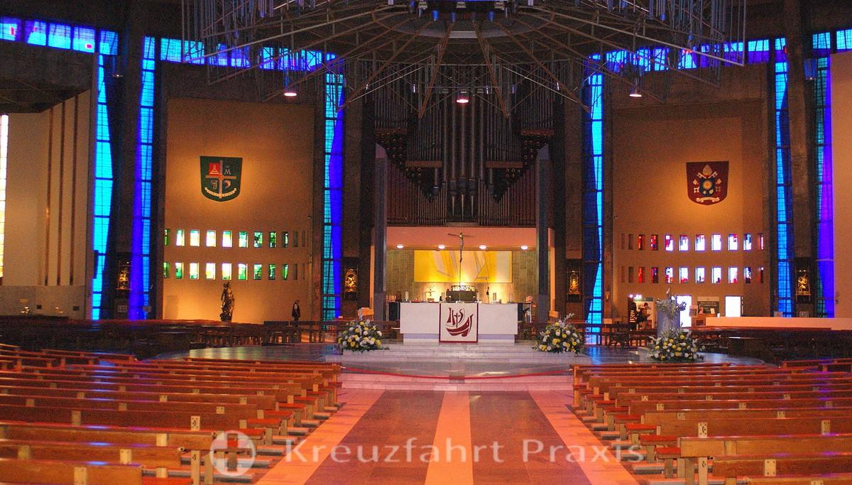 Liverpool - the Roman Catholic Metropolitan Cathedral
