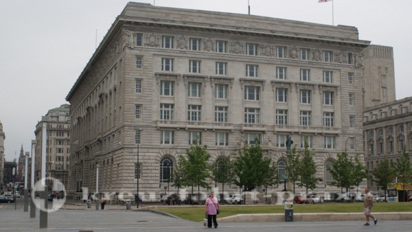 Liverpool - Cunard Building