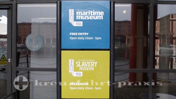 Liverpool - Slavery Museum