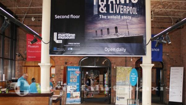 Liverpool - Merseyside Maritime Museum
