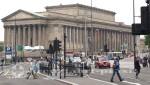 Liverpool - St George's Hall - Ein Teil des Welterbes