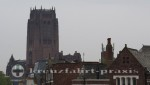 Liverpool - Der Vierungsturm der Liverpool Cathedral
