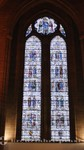 Liverpool - Kirchenfenster in der Liverpool Cathedral