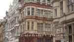 Liverpool - Häuser in der Castle Street