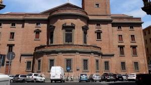 Cattedrale di San Francesco - Rückseite