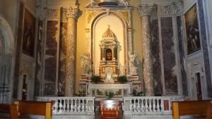 Cattedrale di San Francesco - Hauptaltar