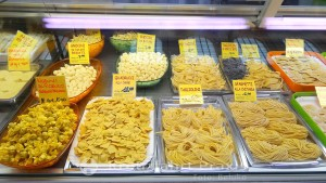 Mercato Centrale - Pasta en masse
