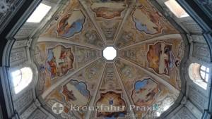 Kirche Santa Caterina da Siena - die Kuppel
