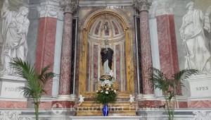 Kirche Santa Caterina da Siena - Hauptaltar