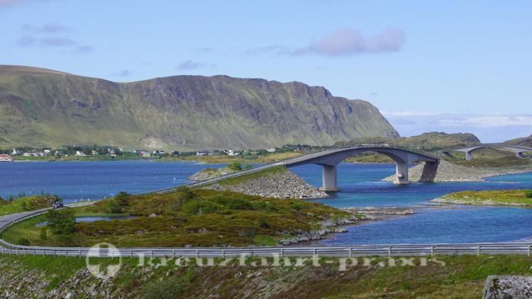 Brücken auf den Lofoten