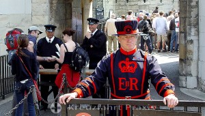 Yeoman Warder - Wächter des Tower
