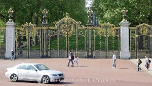 Buckingham Palace - solide Tore