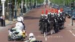 Ausritt der Horse Guard