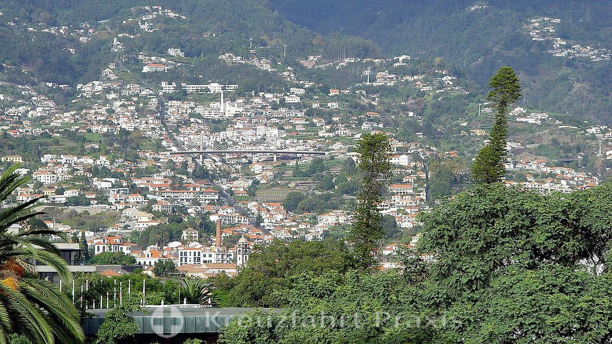 Funchal - Monte district