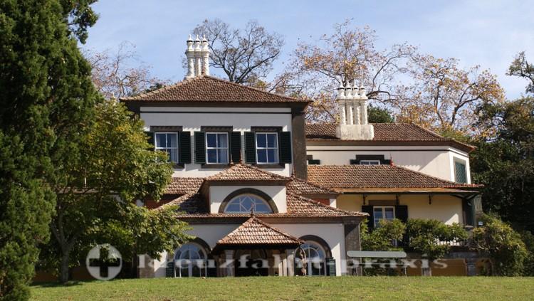 Herrenhaus in Palheiro Gardens