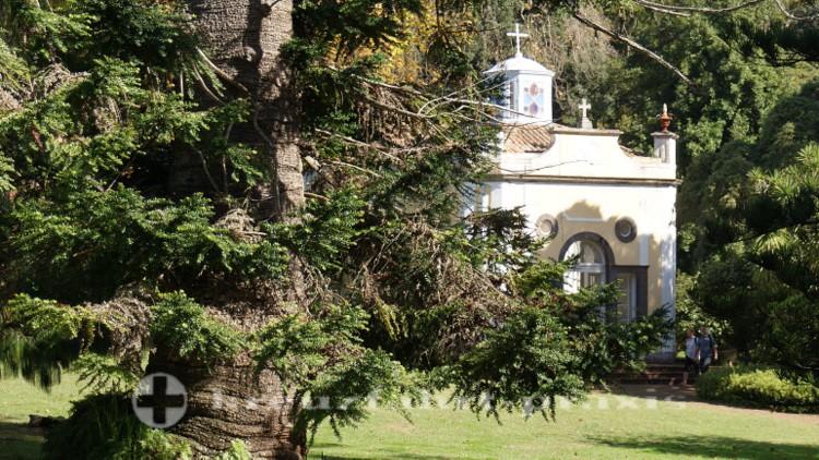 Hauskapelle in Palheiro Gardens