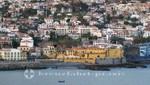 Fortaleza de São Tiago vom Meer gesehen