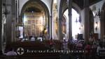 Mittelschiff der Kathedrale Sé