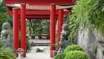 Jardim Tropical Monte Palace - der Japanische Garten