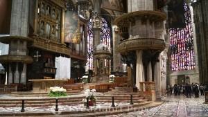 Milan Cathedral - chancel