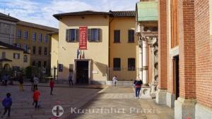 Kirche Santa Maria delle Grazie - Ticket-Office Abendmahl