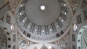 Santa Maria delle Grazie church - dome
