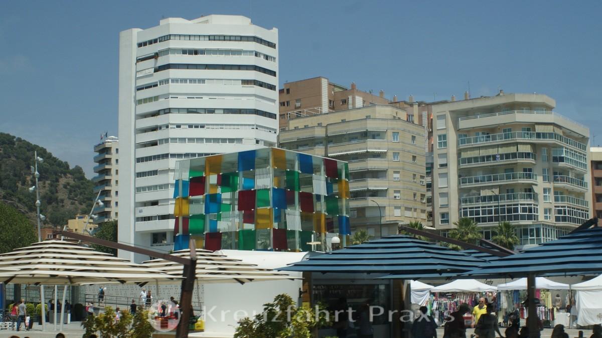 Center Pompidou Málaga