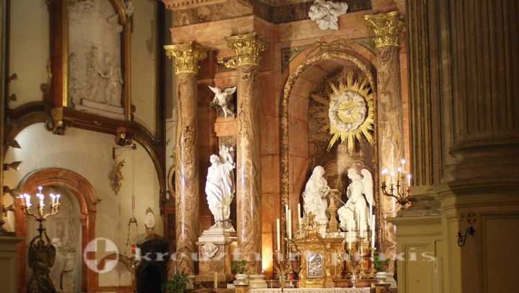 Kathedrale La Manquita - Kapelle der Inkarnation