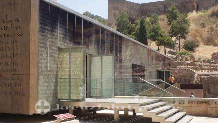 Interpretationszentrum des römischen Theaters