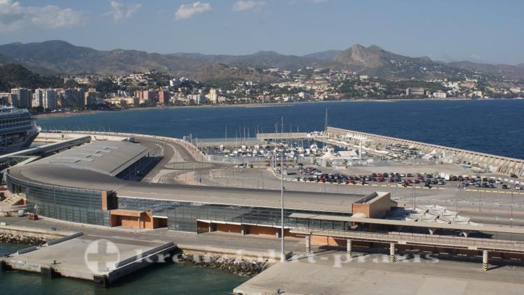 Malaga Cruise Termnal