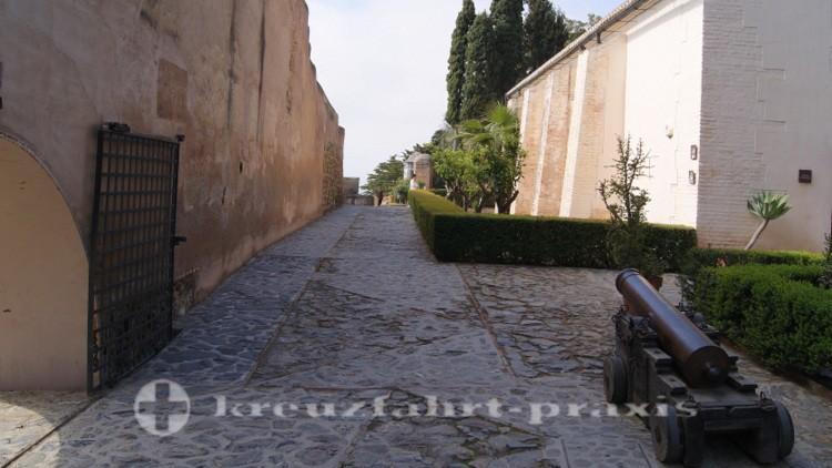 Castillo de Gibralfaro - Interpretationszentrum