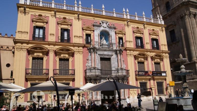Plaza del Obispo - Erzbischöflicher Palast