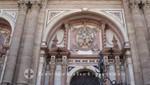 Hauptportal der Kathedrale