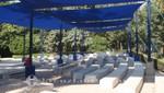 Freilichtbühne im El Parque