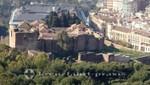 Alcazaba von oben gesehen