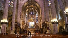 Cathedral - the main nave