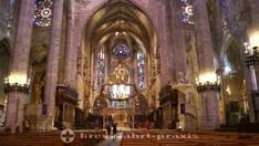 Kathedrale - das Hauptschiff