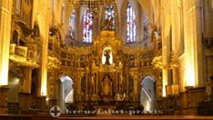 Altarraum der Basilica de Sant Francesc