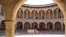 Castell de Bellver - the armory