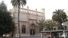 Die ehemalige Handelsbörse Llotja dels Mercaders