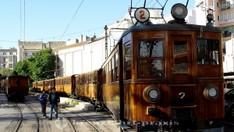 Small train Palma - Sóller